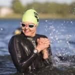 triathlon, simning