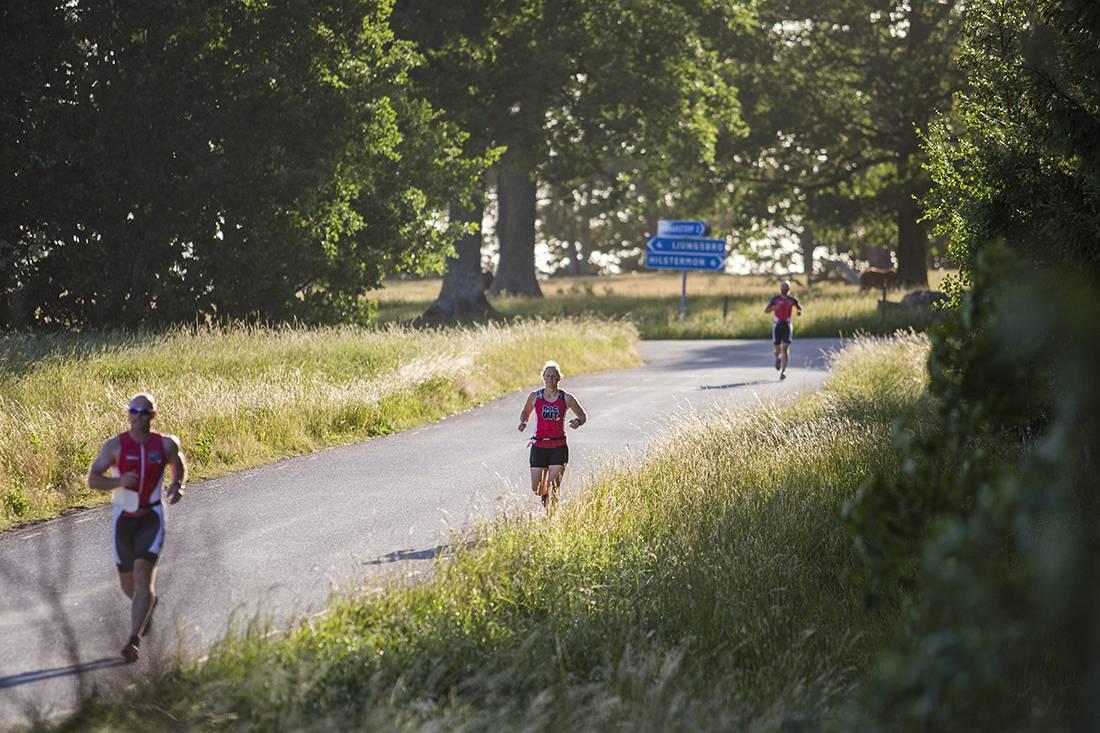 triatlon, löpare