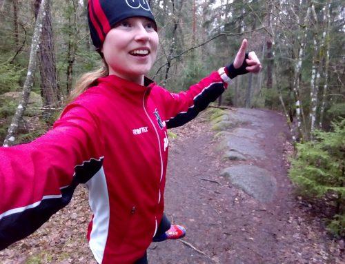 Lisa springer vidare i östersund och är sund, mot en utmaning som lägger ännu mer styrke-leendegrund
