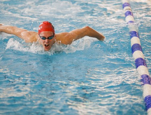 Resultat KM i simning