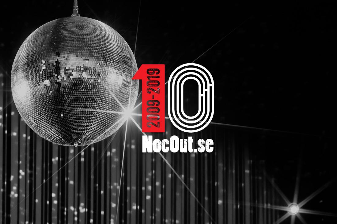 NocOut.se fyller 10 år