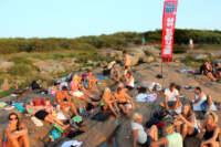 NocOut Summercamp i Halmstad. Skönt häng i Tylösand
