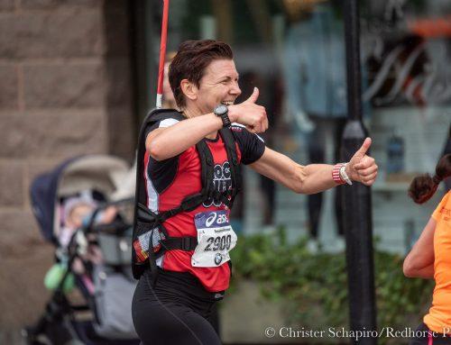 Susanne Bornmar: Marathon som farthållare