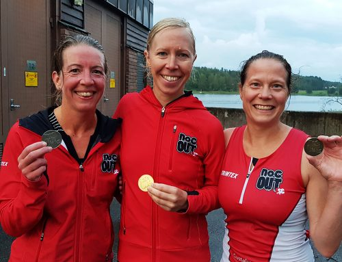 Resultat KM Triathlon olympisk