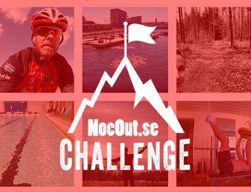 Succéstart för NocOut Challenge